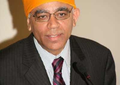 Consel General of India, Sanjiv Arora