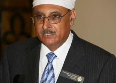 Chairman, Prithvipal S Likhari