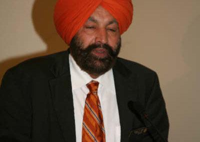 GSSWH President, Bhajan S Dulai