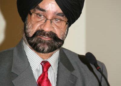 GSSWH Trustee, Jasbir Singh