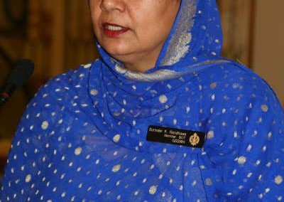 GSSWH Trustee, Surinder Kaur Randhawa