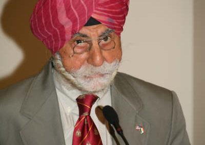 Vice Chairman, Col.Rajinderpal S Bhalla